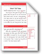 Short Tall Tales (Gr. 3/Week 16)