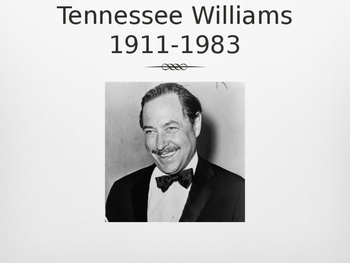 Short Tennessee Williams Prior Knowledge Bio