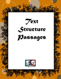 Short Text Structure Passages - Prove your thinking!