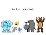 Short Text for Prep/Kindergarten students