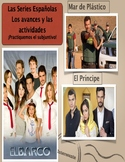Freebie- Short Trailers for Series in Spanish- Spanish 3+ Subjunctive