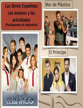 Short Trailers for Series in Spanish- Spanish 3+ Subjunctive