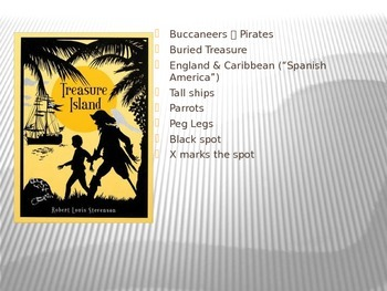 Short Treasure Island Power Point