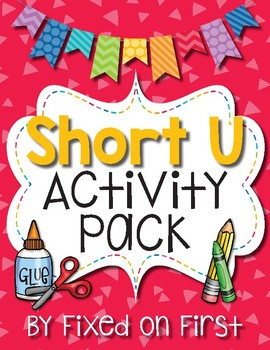 Short U Activity Pack