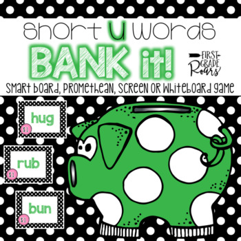 Short U Bank It A Digital Interactive Game