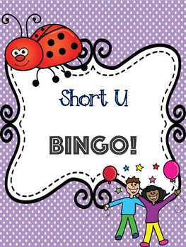 Short U Bingo [10 playing cards]