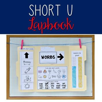 Short U/CVC Lapbook