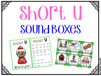 Short U CVC Sound Boxes