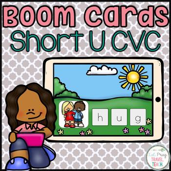 Short U CVC for Boom Cards