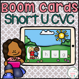 Short U CVC for Boom Cards