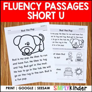 Short U Comprehension Passages