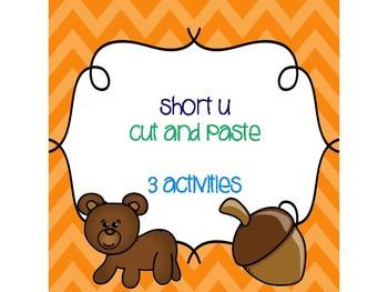 Short U Cut and Paste