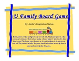 Short U Family Board Game
