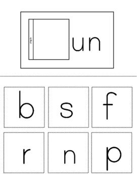 Short U Flip Book