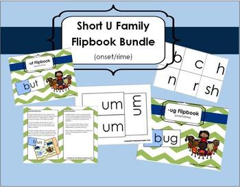 Short U Flipbook Bundle