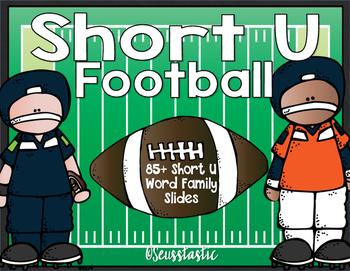 Short U Football