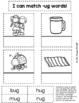 Short U Interactive Notebook (CVC Words)