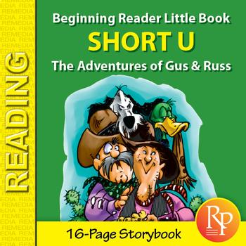 Short U Little Book: Beginning Reader Storybook