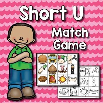 Short U Match Game