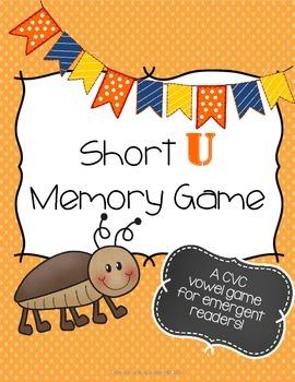 Short U Memory Game
