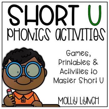 Short U Phonics Activities