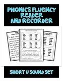 Short U - Phonics Fluency Assessment