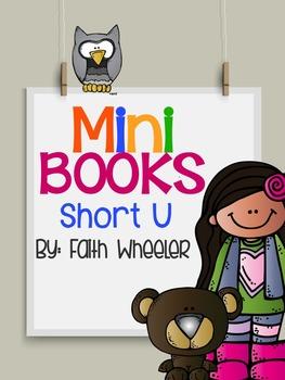 Short U Phonics Mini Books