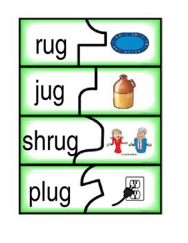 Short U Puzzle