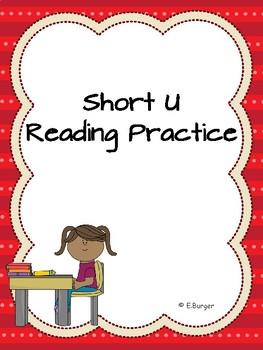 "Short ""U"" Reading Practice"