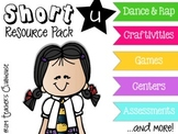 Short U Vowel Unit from Teacher's Clubhouse