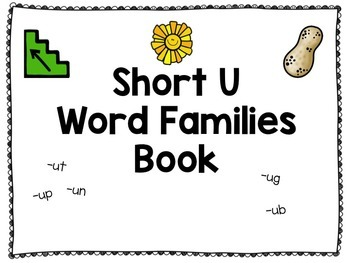 Short U Word Family Passages