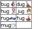 Short U Word Family Sentence Building (BUNDLE)