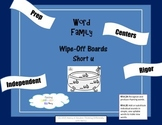 Short U Word Family Wipeoff