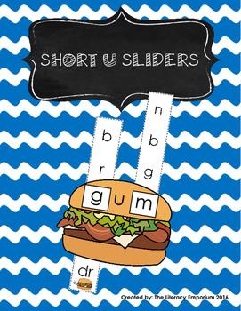 Short U Word Sliders