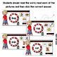Short U Word Work Digital Center - Click Click Go!