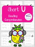 Short U Words Reading Comprehension