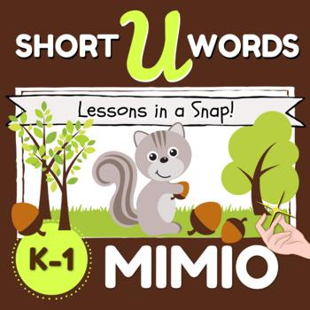 Short U Words in a Snap