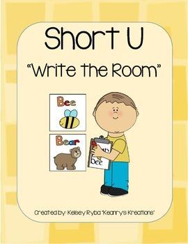 "Short U ""Write the Room"""