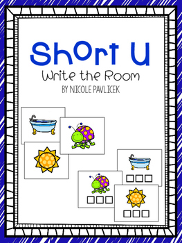 Short U Write the Room