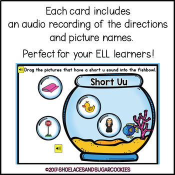Short Uu Sort Boom Cards