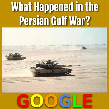 Short Video Analysis: What happened in the Persian Gulf War?