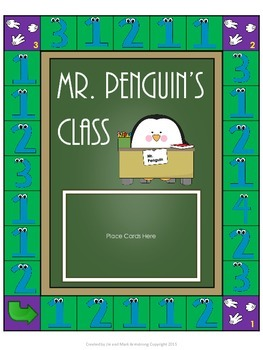 Short Vowels (CVC) Board Game - Mr. Penguin's Class