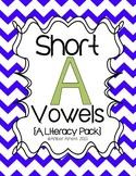 "Short Vowel ""A"" Literacy Packet"