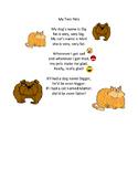 Short Vowel A and I Pet Poem