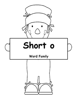 Short Vowel Activities