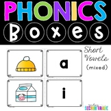 Short Vowel Activities for 2nd Grade