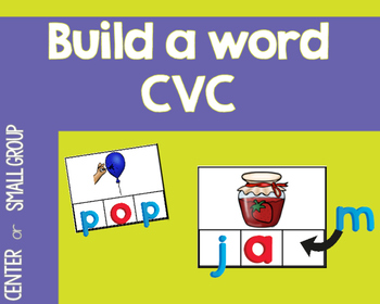 Short Vowel Activity