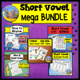 Short Vowel Activity BUNDLE