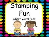 Short Vowel Activity Pack