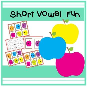 Short Vowel Apple Fun